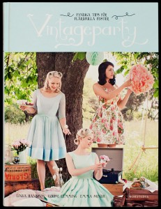 Vintageparty omslag